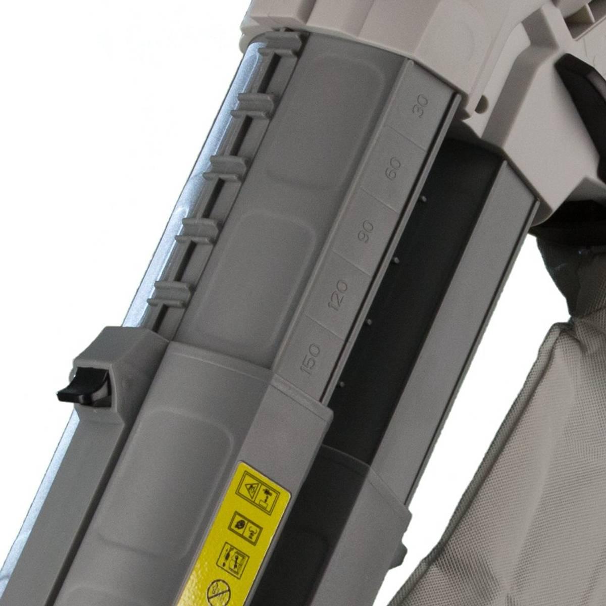 IKRA Elektrisk Løvblåser IBV 2800 E