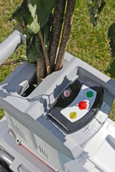 Bilde av IKRA Kompostkvern ILH 3000